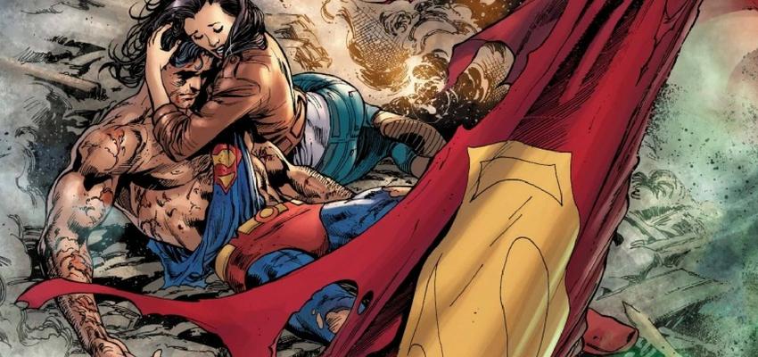 Man of Steel #5 Cover - DC Comics