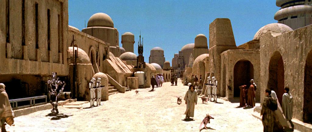 Mos Eisley - Lucasfilm