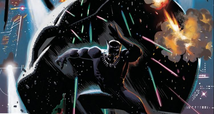 Marvel Reveals New, Powerful Cosmic Black Panther Villain
