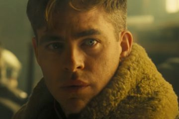 "Chris Pine as Steve Trevor in ""Wonder Woman"" - Warner Bros."