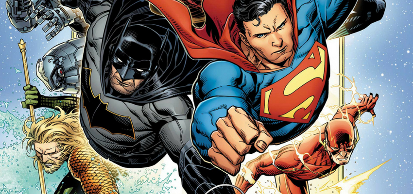 Justice League #1 - Art by Jim Cheung - DC Comics