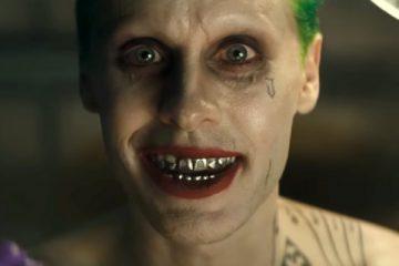 """Jared Let as """"The Joker"""" - Suicide Squad - Warner Bros."""