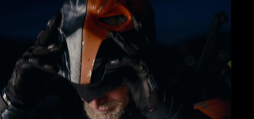 "Joe Manganiello as ""Deathstroke"" in Justice League - Warner Bros."