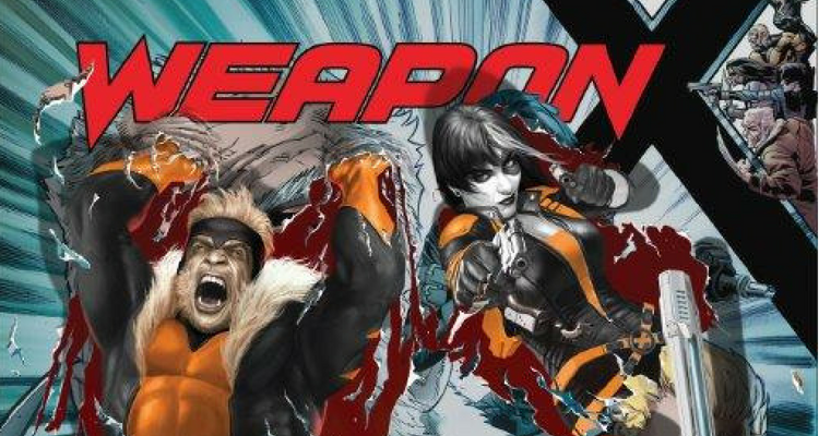 Weapon X-Force