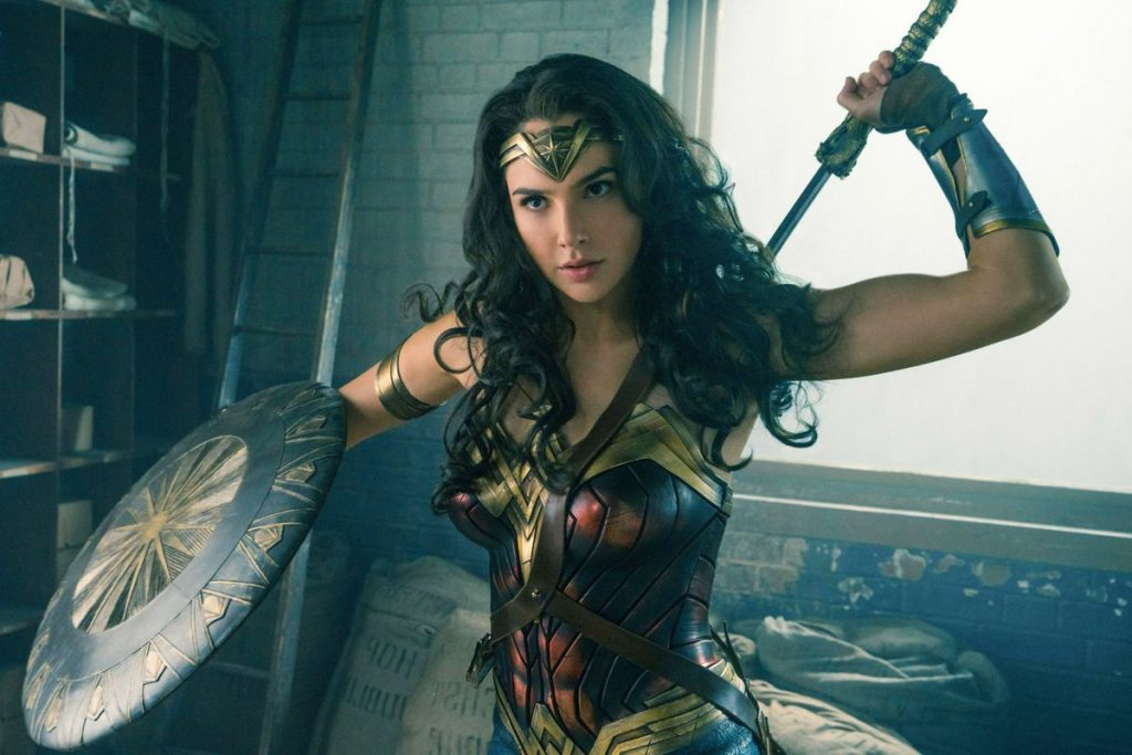 "Gal Gadot in ""Wonder Woman"" - Warner Bros."