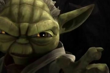 "Yoda in ""Star Wars: Clone Wars"" - Lucasfilm"