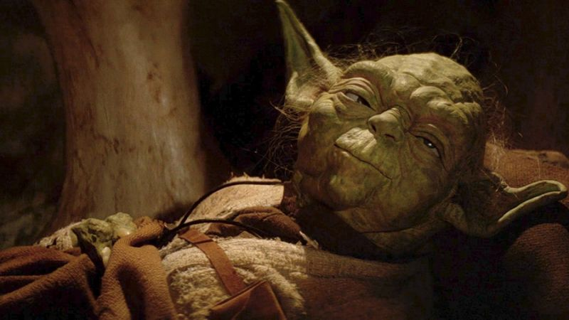 "Yoda in ""Star Wars: Return of the Jedi"" - Lucasfilm"