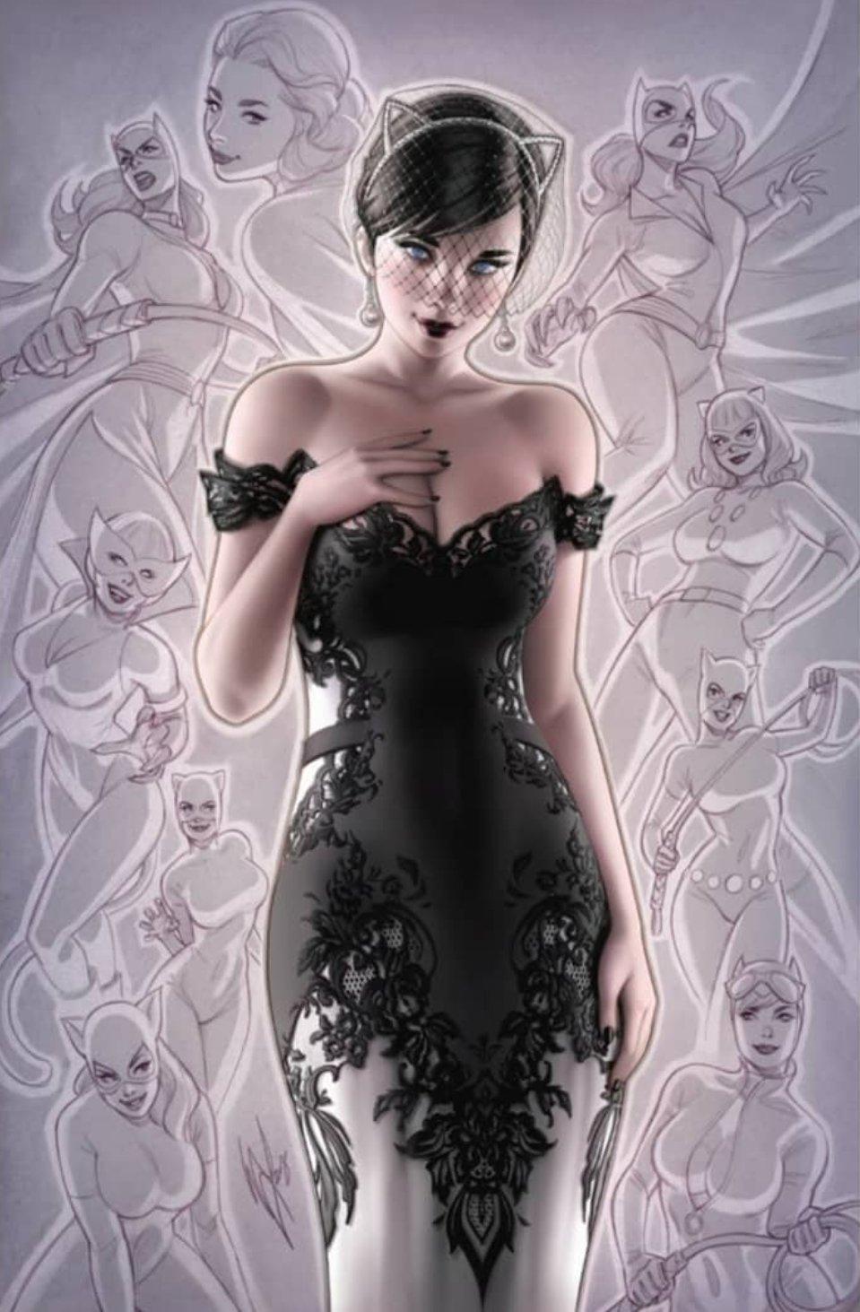 KRS Comics Batman #50 Variant by Warren Louw