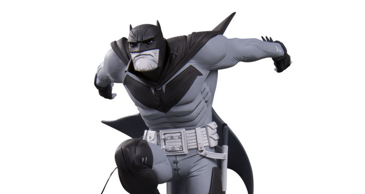 Batman: White Knight Statue