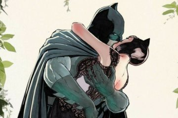 Batman #50 Cover Art by Mikel Janin - DC Comics