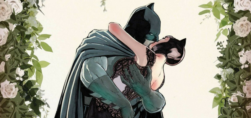 Batman #50 Cover Art by Mikel Janin - DC Comics