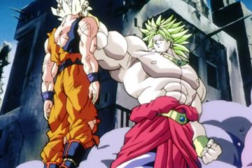 Super Saiyan Broly - Toei Animation