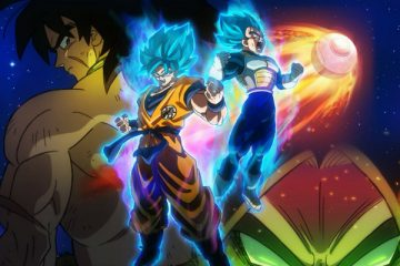 Dragon Ball Super: Broly - Toei Animation