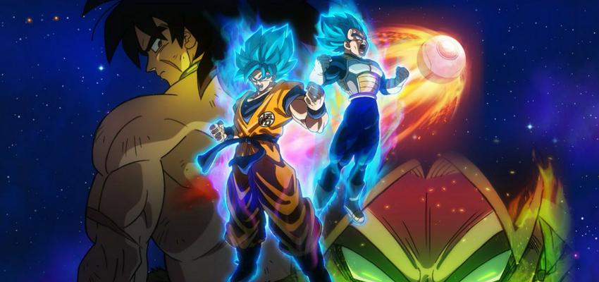 Dragon Ball Super: Broly - Toei Animation