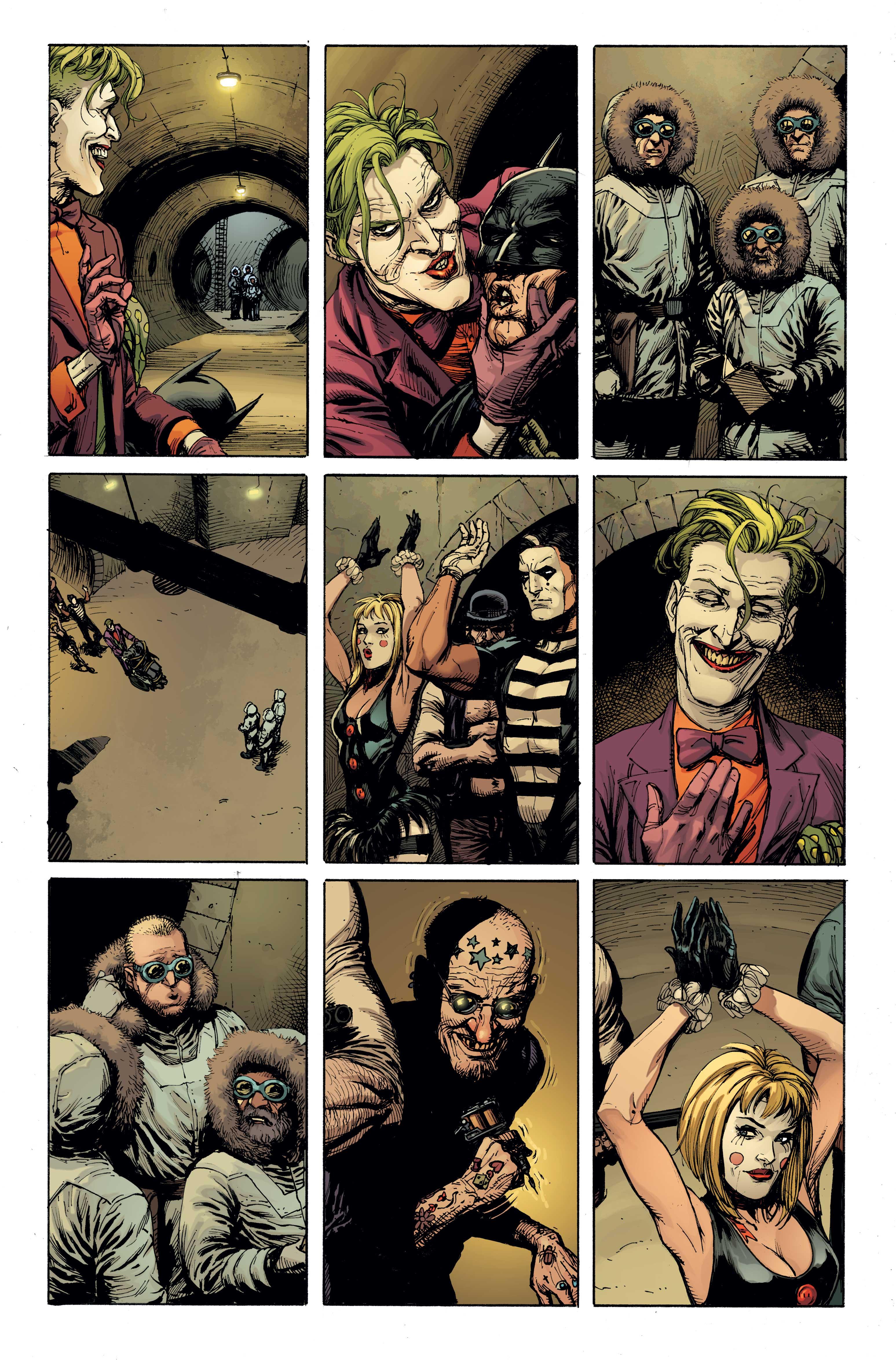 Geoff Johns Reveals Details About Shazam, Three Jokers