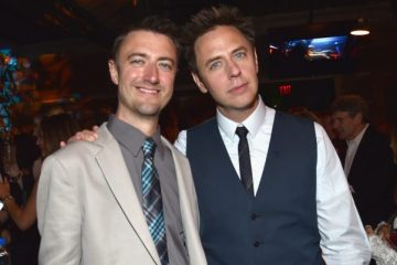 James Gunn and Sean Gunn