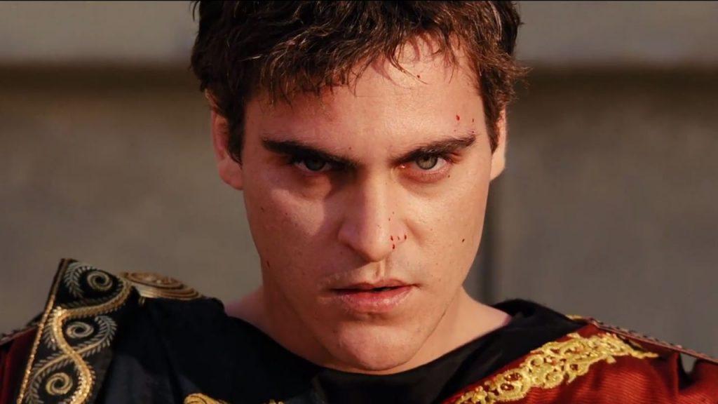 "Joaquin Phoenix in ""Gladiator"" - Warner Bros."