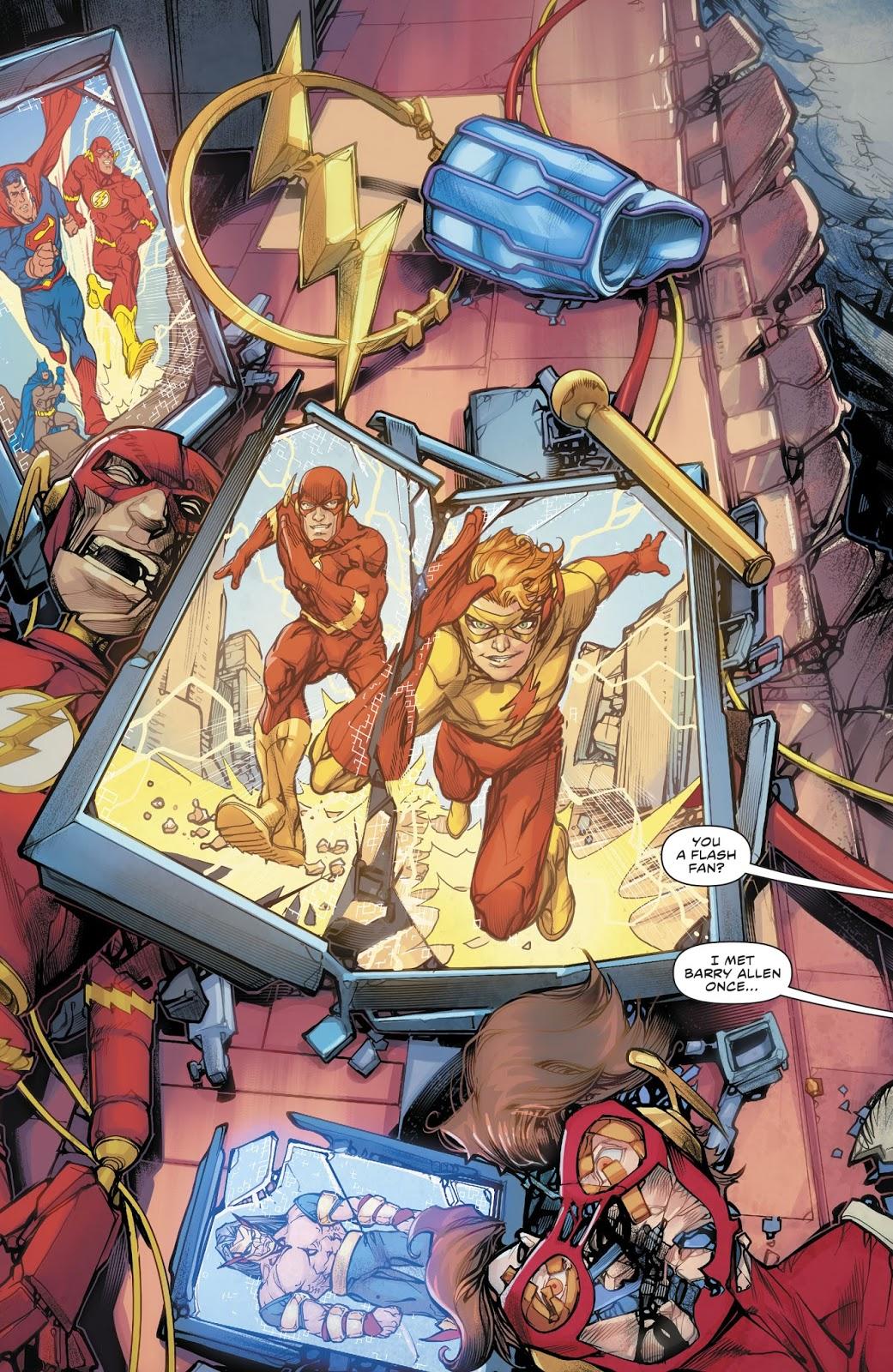 The Flash Annual #1
