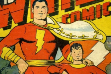 Shazam and Billy Batson