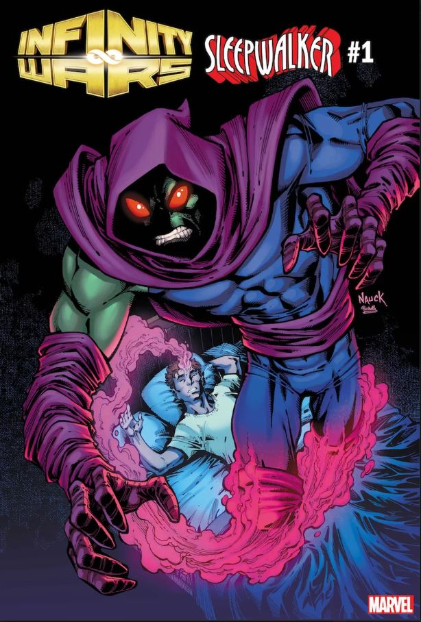 SLeepwalker Infinity Wars