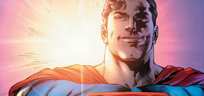Superman #1 Art by Ivan Reis - DC Comics