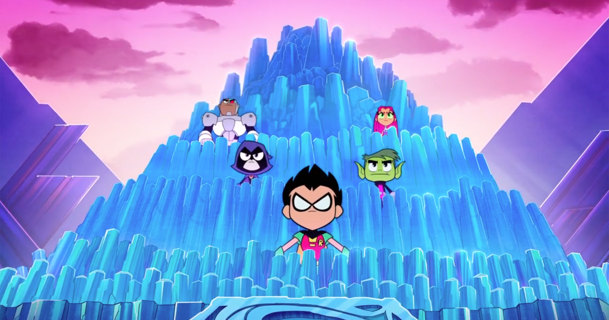 Teen Titans Go! To The Movies - Warner Bros. Animation