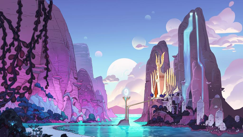 Bright Moon Castle