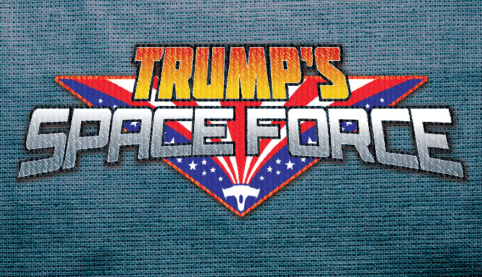 Trump's Space Force Flight Patch