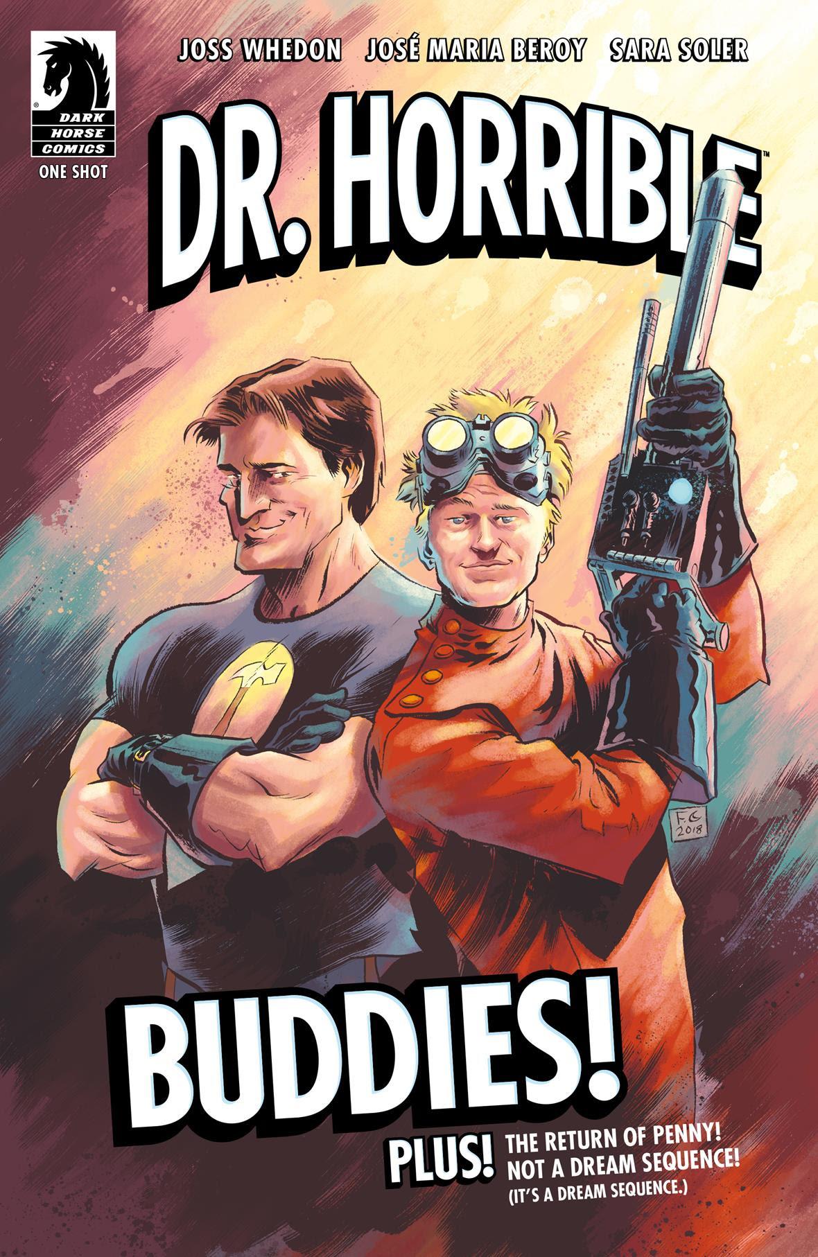 Dr. Horrible: Best Friends Forever