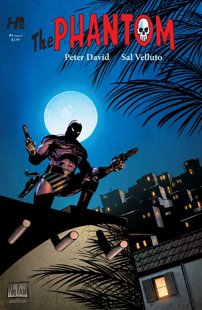 The Phantom #1 Variant