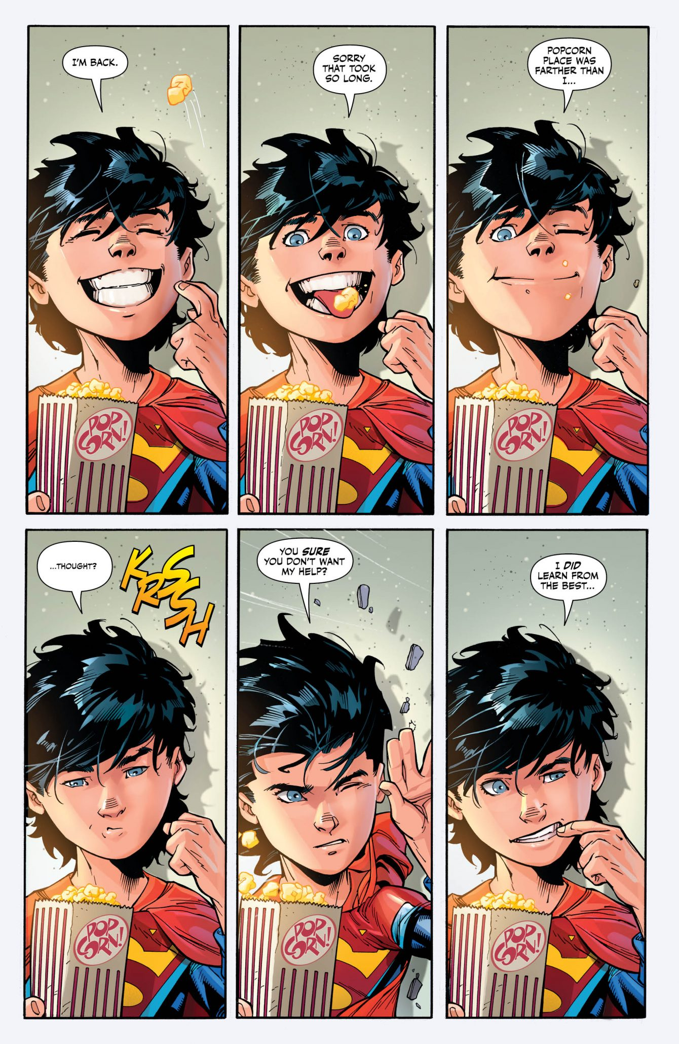 Adventures of the Super Sons #1 - DC Comics