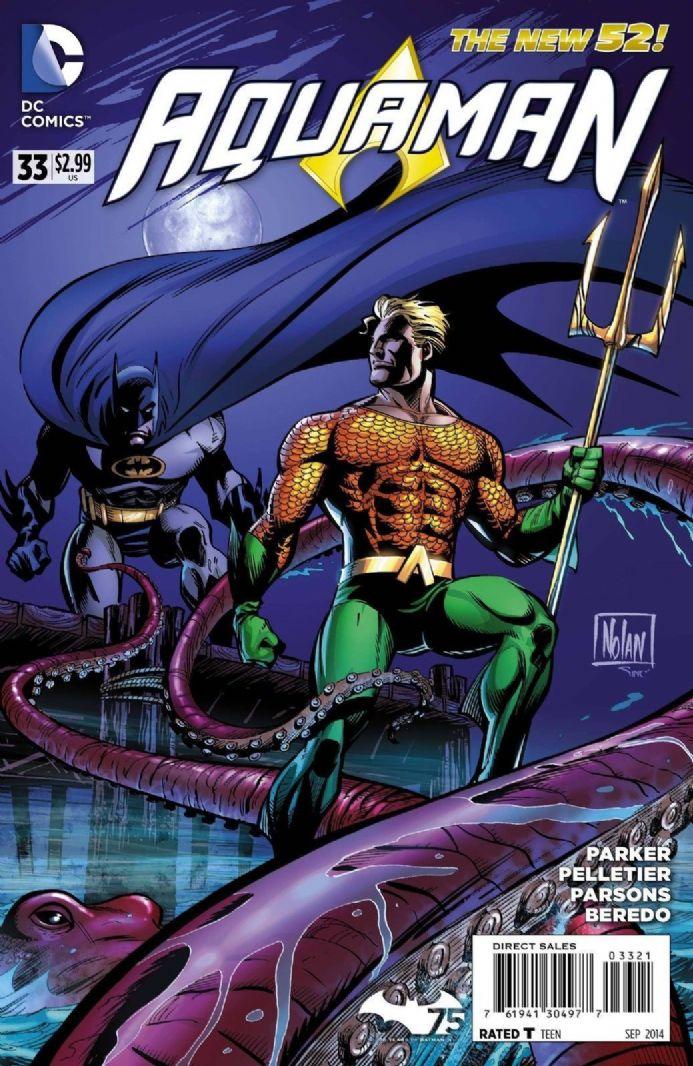 Aquaman #33