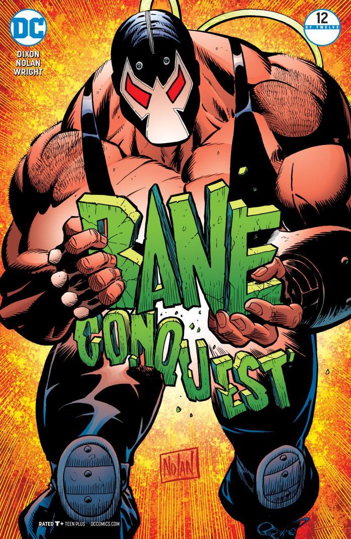 Bane Conquest #12