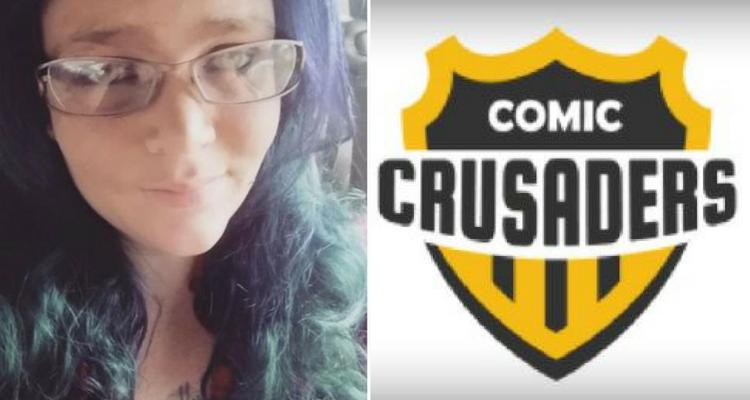 Chelsea Pendragon Comic Crusaders