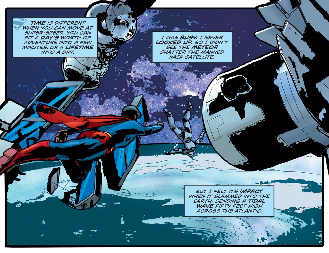 Death of Superman: Part 1