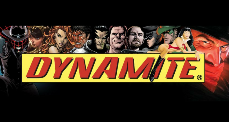 Dynamite Entertainment Proves Professionalism Isn't Dead After ...