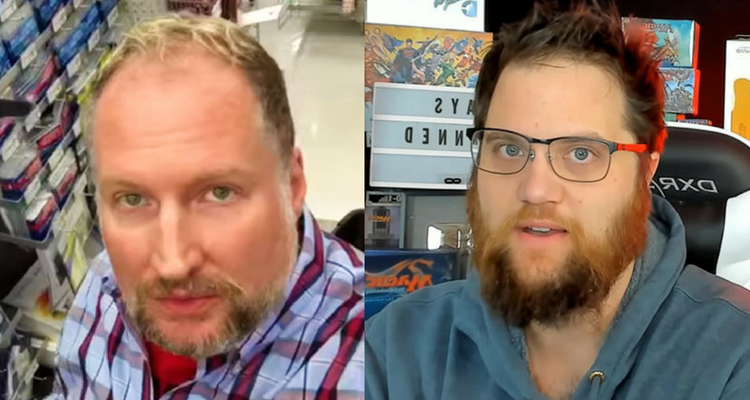 Ethan Van Sciver and Jeremy Hambly