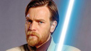 """Ewan McGregor as """"Obi-Wan Kenobi"""" - DIsney and Lucasfilm"""