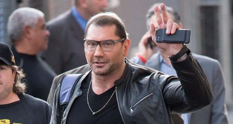 Working for Disney after James Gunn sacking is 'nauseating' says Dave Bautista