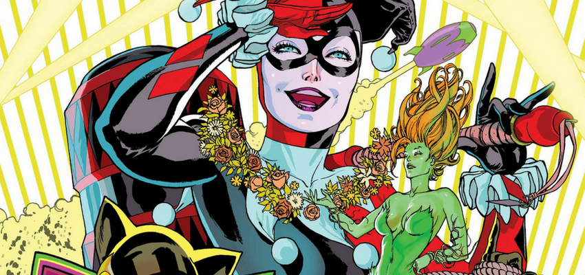 Gotham City Sirens - DC Comics