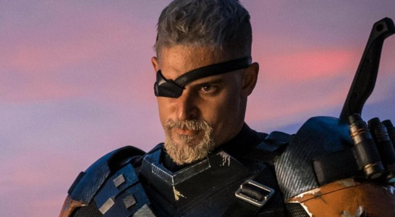 "Joe Manganiello as Deathstroke in ""Justice League"" - Warner Bros."