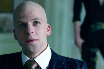 "Jesse Eisenberg as Lex Luthor in ""Justice League"" - Warner Bros."