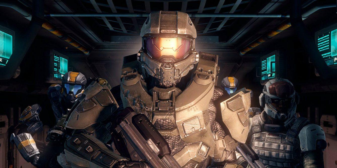 "Master Chief in ""Halo"" - 343 Studios"