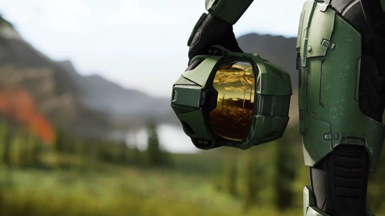 "Master Chief in ""Halo: Infinite"" - 343 Studios"