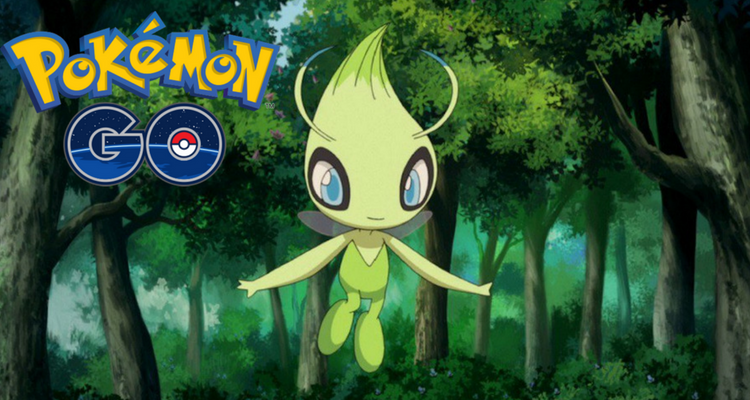 Pokemon Go Celebi