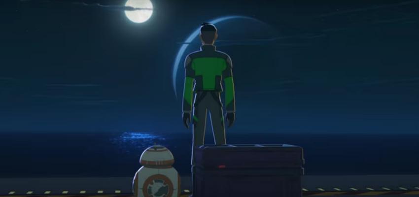 Star Wars: Resistance - Disney