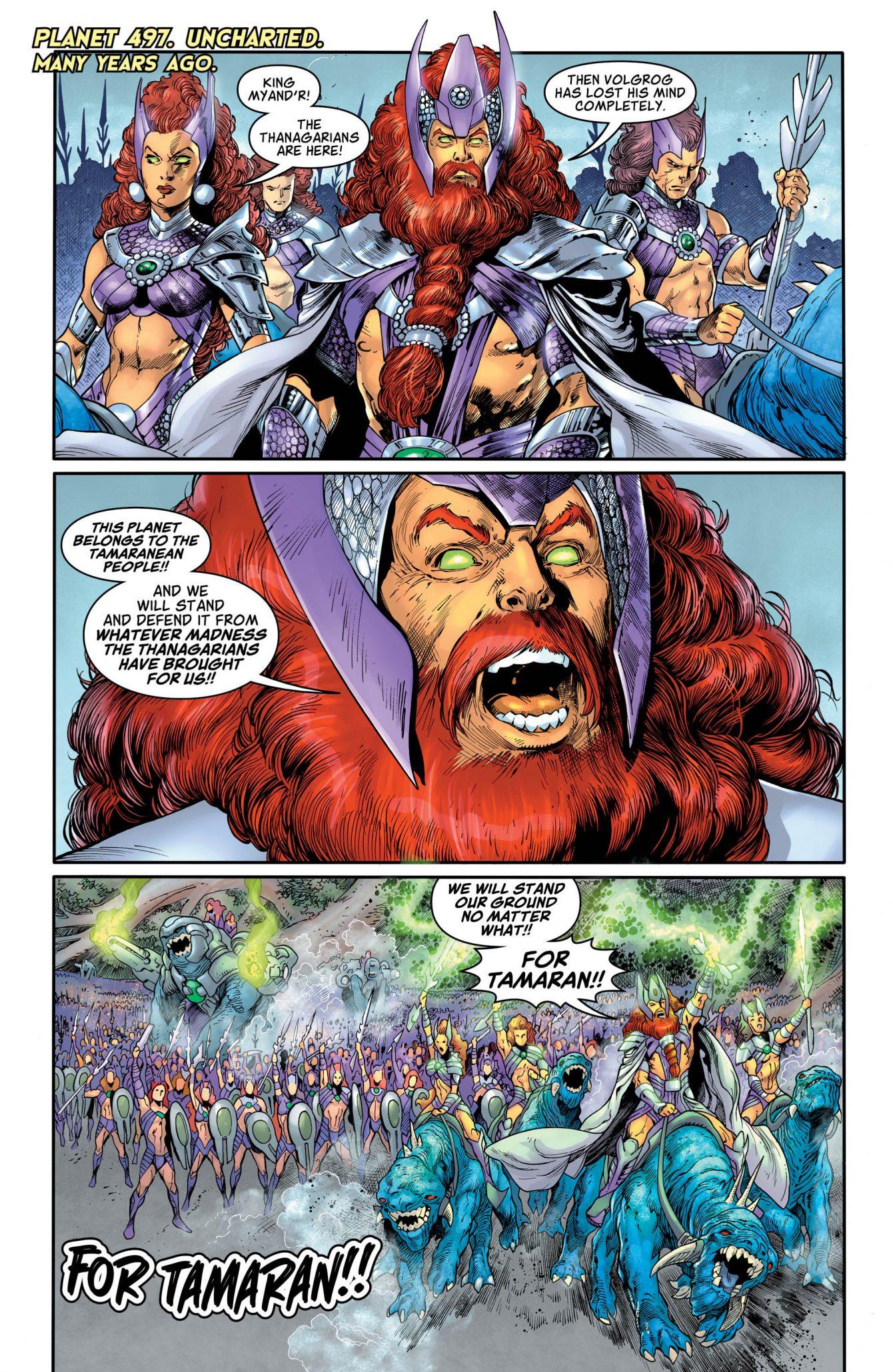 Superman #2 Preview Page - DC Comics