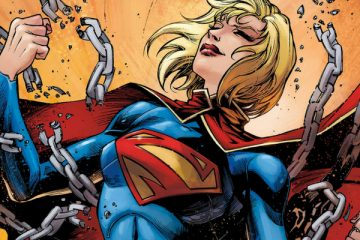 Supergirl Art - DC Comics