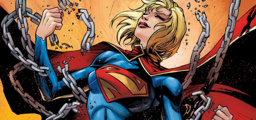 Supergirl Art - DC Comics
