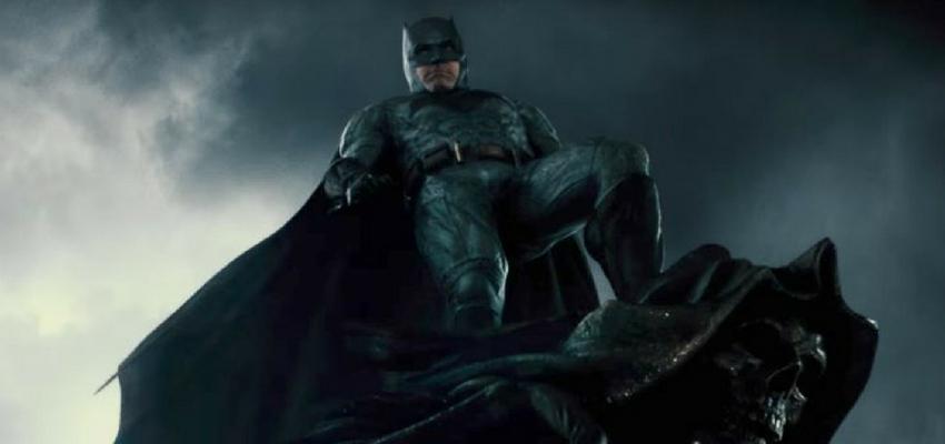 "Ben Affleck in ""Justice League"" - Warner Bros."